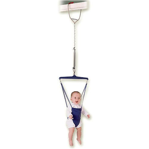 10. Jolly Jumper Exerciser with Door Clamp