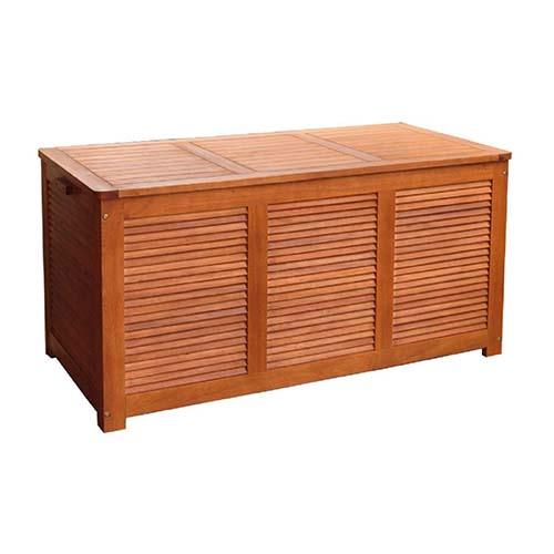 10. Merry Products BOX0010210000 Outdoor Storage Box