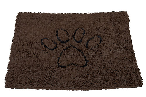 4. Dog Gone Smart Dirty Dog Doormat