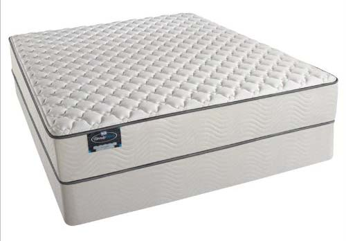 9. Simmons BeautySleep High-Quality Innerspring Mattress Set