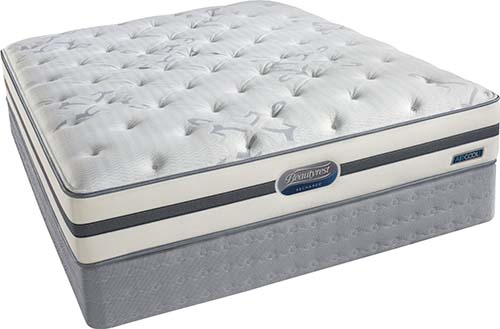 1. Beautyrest Recharge Montano Plush Mattress Set