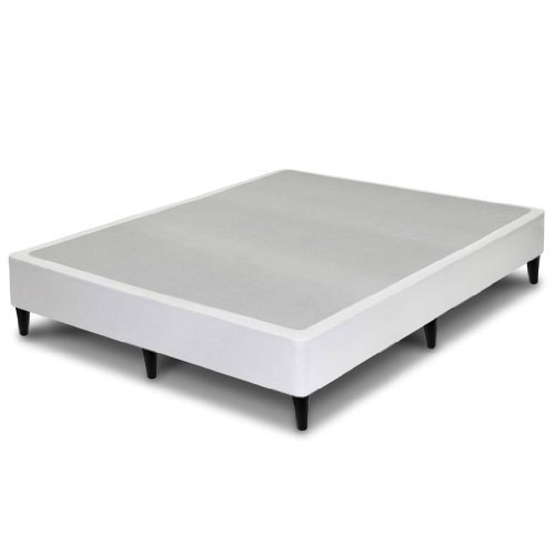 9. Best Price Mattress New Innovative Steel Box Spring/Platform Bed, Queen