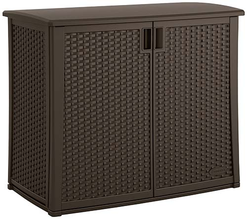 10. Suncast elements outdoor cabinet