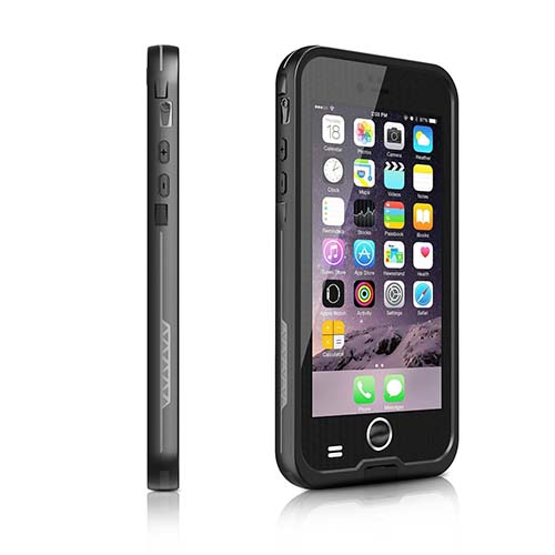 9. iPhone 6 plus waterproof case, merit pro: