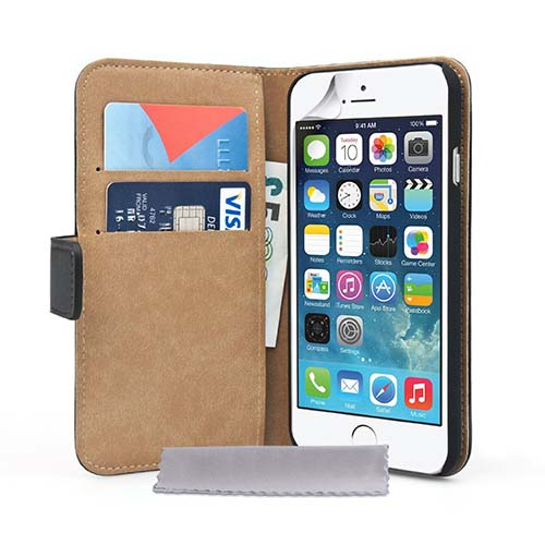 8. iPhone 6S Genuine Leather Quality Cover from Case Flex