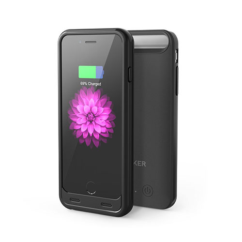 4. iPhone 6 Battery Case, Anker Premium Extended Battery Case for iPhone 6