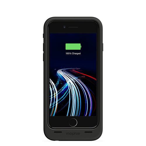 5. mophie juice pack Ultra for iPhone 6 (4,000mAh) – Black