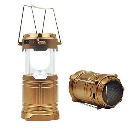 3. Erligpowht Scalable Solar Charging Camping Lantern