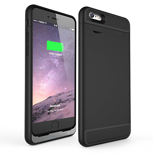 7. iPhone 6 Plus Battery Case, Rhidon