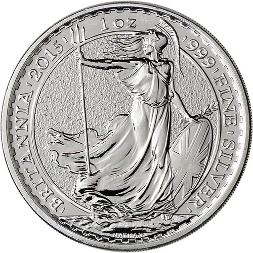 5. 2015 Great Britain Silver £2