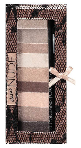 9. The Physicians Formula Shimmer Strips Custom Eye Enhancing Eye Shadow and Liner, Nude Collection