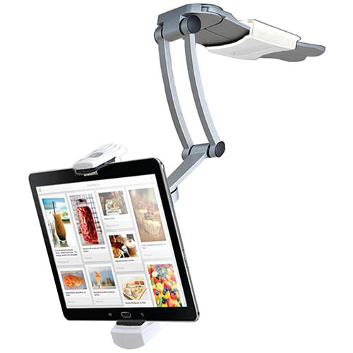 9. CTA Digital 2-In-1 Kitchen Mount Stand for iPad Air/iPad mini
