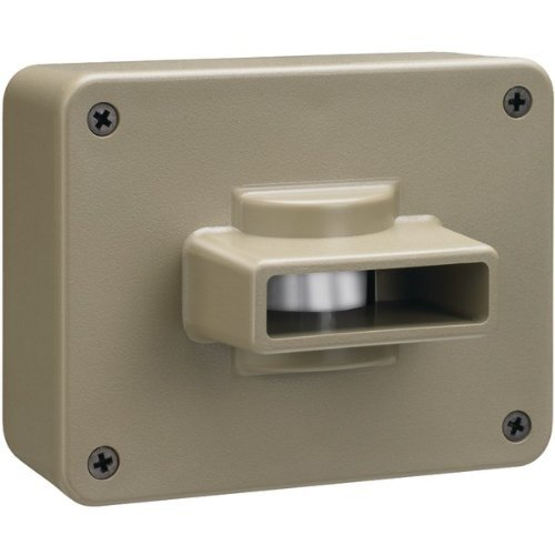 6. Chamberlain CWPIR Wireless Motion Alert Add-on Sensor