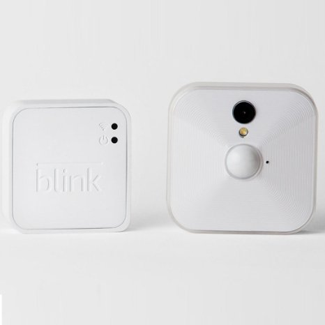 3. Blink Home Security Camera System with Motion Detection