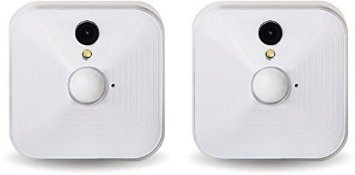 4. Blink Home Security Camera System with Motion Detection