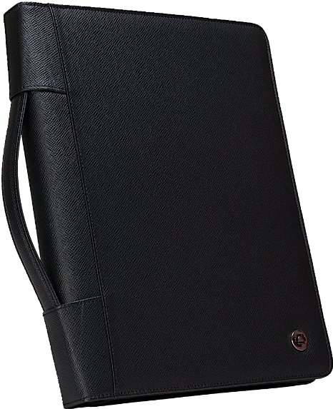 8. Case-it Executive Zippered Padfolio