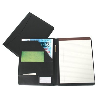 1. Royce Leather Portfolio Padfolio