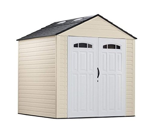9. Rubbermaid Outdoor Storage Shed