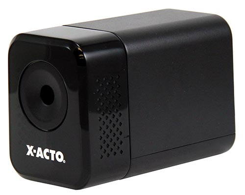 6. X-Acto Electric Pencil Sharpener