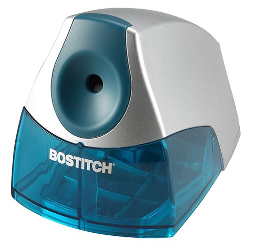 9. Bostitch Personal Electric Pencil Sharpener