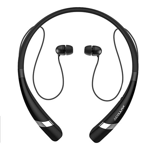 3. Bluetooth Headphones COULAX