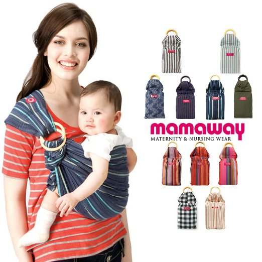 Mamaway Baby Sling Carrier