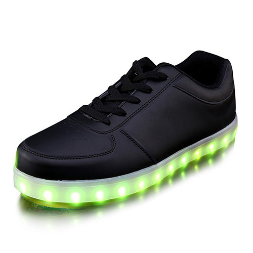1. USB Charging LED Shoes