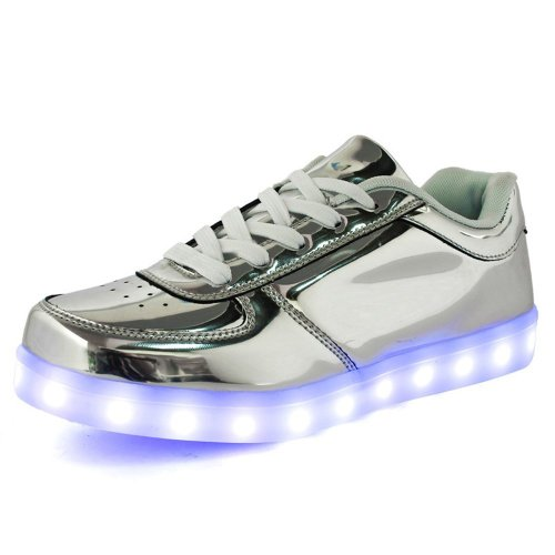 4. USB Charging LED Shoes