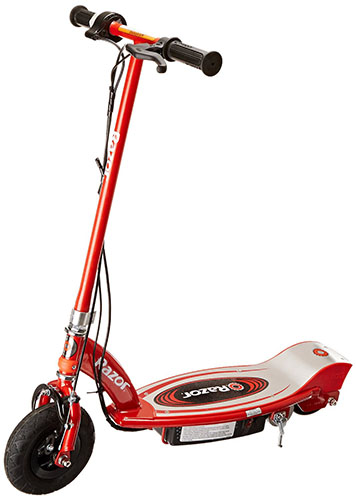 1. Razor E100 Electric Scooter - Red