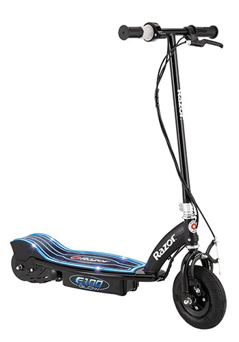 4. Razor E100 Glow Electric Scooter