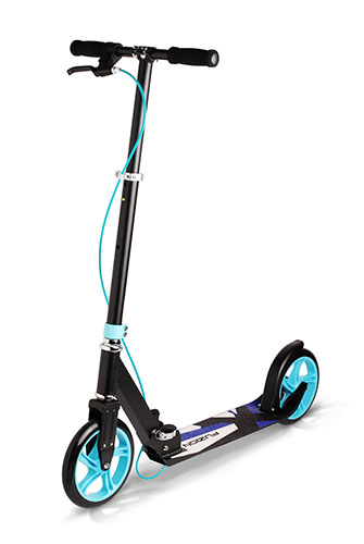 10. Fuzion Cityglide B200 Adult Kick Scooter w/ Hand brake
