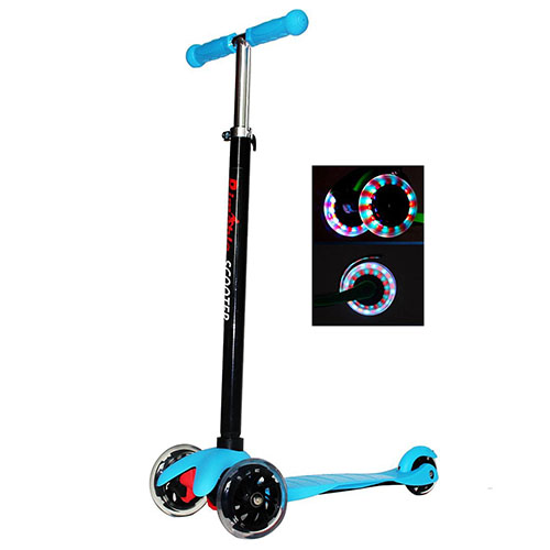 9. Rimable Kids 3 Wheel Adjustable Height Mini Kick Scooter