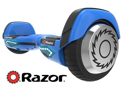 2. Razor Hovertrax 2.0