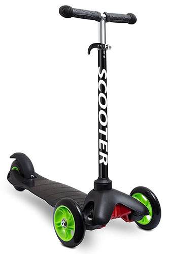 1. OxGord Scooter for Kids
