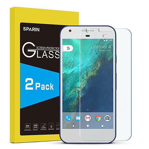 2. SPARIN Google Pixel Screen Protector,