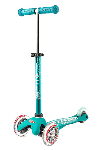 5. Micro Mini Deluxe Kick Scooter