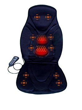 4. New Five Star FS8812 10-Motor Vibration Massage Seat