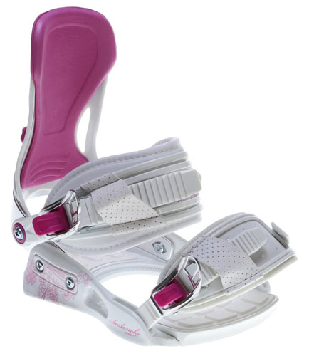 2. Avalanche Serenity Snowboard Bindings