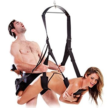 8. OptiSex Romantic Fantasy Swing Kit