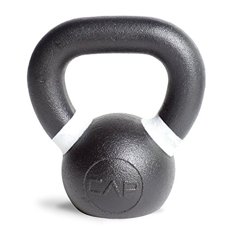 10. CAP Barbell Cast Iron Competition Weight Kettlebell