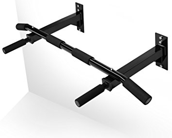 7. Yes4All Wall Mount Chin Up Bar