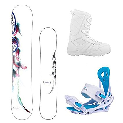 2. Northwave Opal Women's Snowboard boot