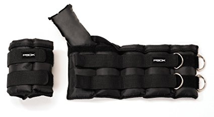 7. P90X adjustable ankle/ wrist weights