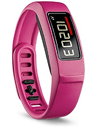 4. Garmin vívofit 2 Activity Tracker, Pink