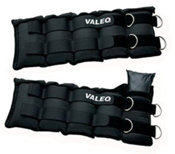 8. Valeo Adjustable ankle or wrist weights.