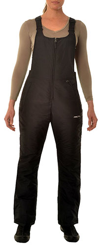 3. Insulated Snow Overalls Bib