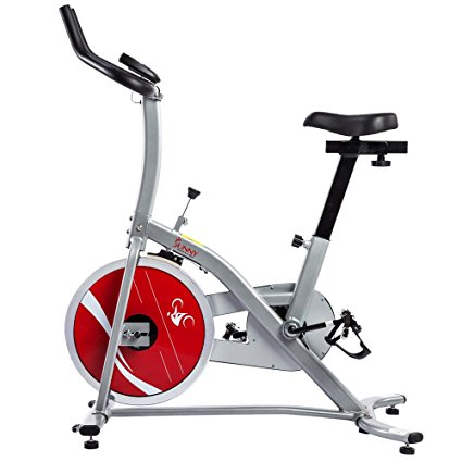 8. Sunny Health & Fitness Indoor Cycle Trainer
