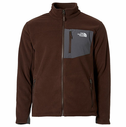 7. Chimborazo Full Zip Fleece Men's