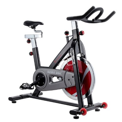 7. Sunny Health & Fitness Indoor Cycle Trainer
