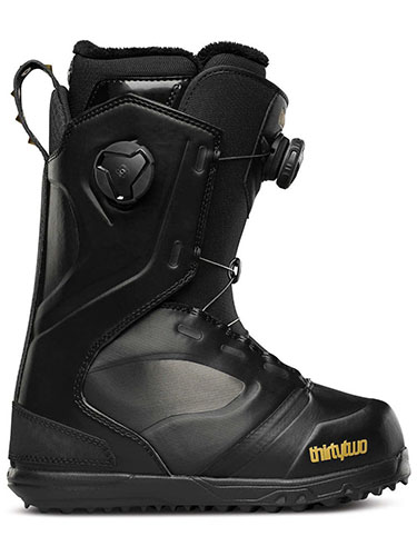 10. Thirty two binary boa snowboard boots
